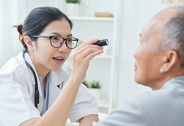 Glaucoma, 'silent thief' of sight?